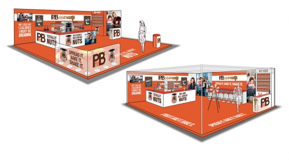 PB Fit - Stand Designs & Sampling Activity